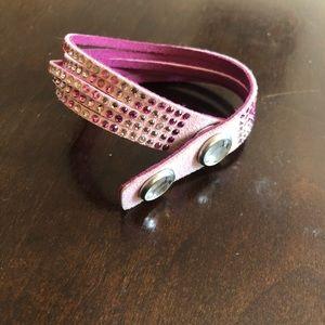Jewelry - Swede rhinestone bracelet